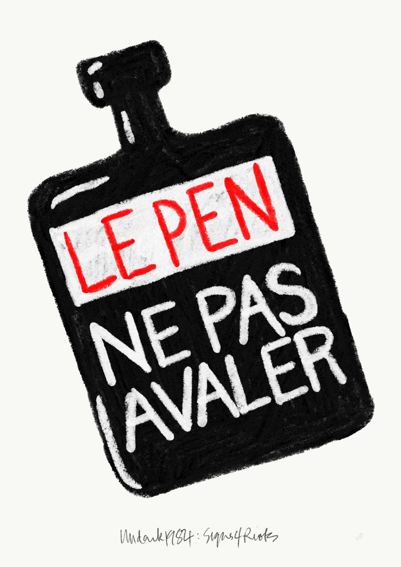 Undenk_Signs4Riots_LePen_ne_pas_avaler