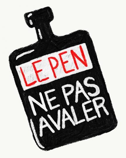Le Pen – Ne Pas Avaler