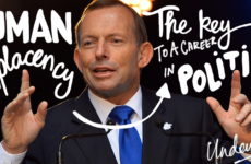 Tony Abbott's a talentless hack